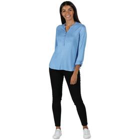Regatta FFlur LS Shirt Women blue skies